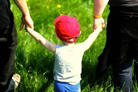 famille homoparentalite enfant